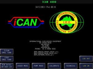 iCan - Explosive equipment