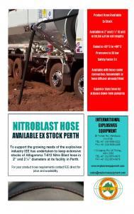 Nitroblast Hose Flyer