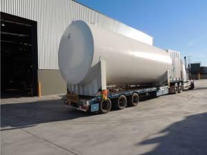 Ammonium Nitrate Tanks