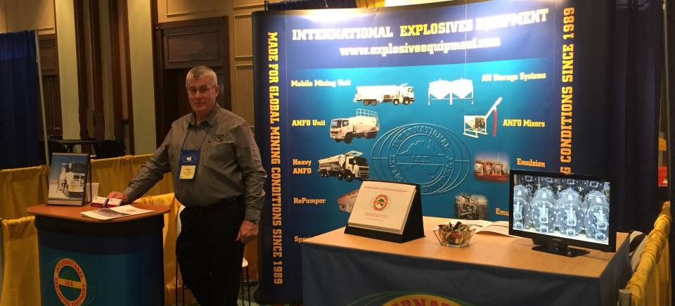 IEE Exhibits at ISEE 2017 in Orlando.