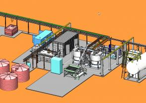 Ammonium Nitrate Emulsion Process Plants